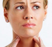 Боль в горле: факторы недомогания, симптомы, лечение