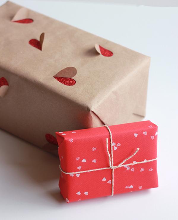 Подарок на святого валентина своими руками фото