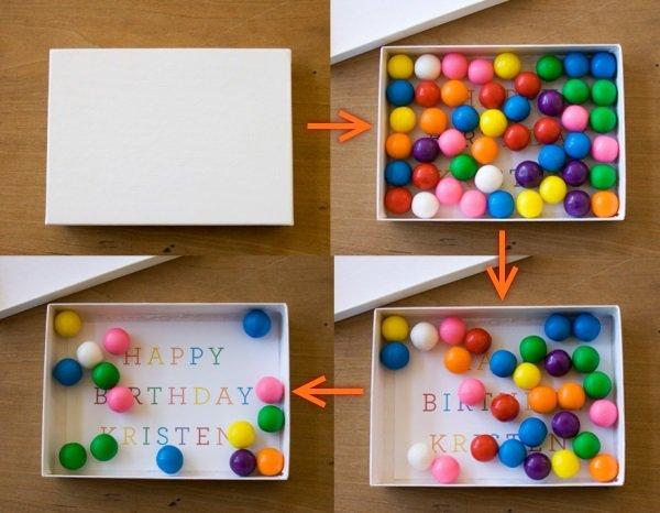 Что можно сделать подруге на день рождения своими руками